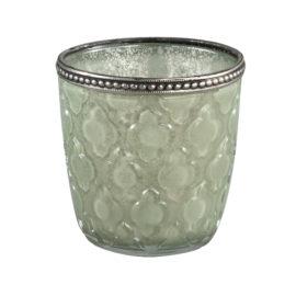 Femke Tealight Groen Antique Woonaccessoires PTMD