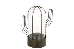 Lamp Cactus S Koper Woonaccessoires countryfield