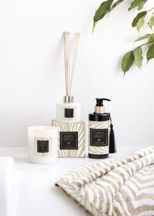 Zebra Grass Soap ZBH Collection