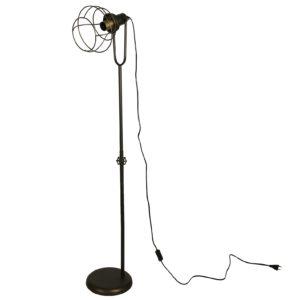 Staande lamp Halvar Brons Woonaccessoires countryfield