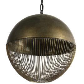 Hanglamp Kaspian Brons Woonaccessoires countryfield