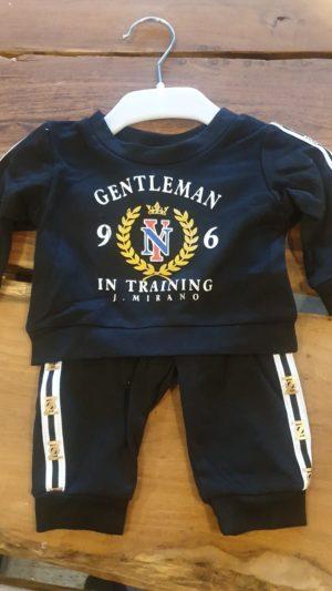 Babypakje Gentleman maat 56 Baby