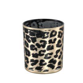 Desiree Goud Theelicht Cheetah XL Woonaccessoires PTMD