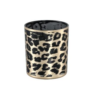 Desiree Goud Theelicht Cheetah XL Woonaccessoires PTMD