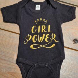 Romper Girl Power Maat 68 Kleding