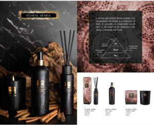 PTMD Elements Fragrance Geurstokjes Floral Arabia Woonaccessoires PTMD