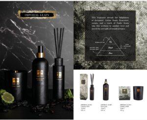 PTMD Elements Fragrance Geurstokjes Imperial Leavs Woonaccessoires PTMD