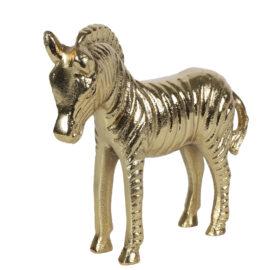 Zebra Lando M Gold Woonaccessoires countryfield