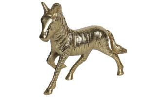 Zebra Lando L Gold Woonaccessoires countryfield
