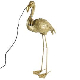 Tafellamp Flamingo Goud Woonaccessoires countryfield
