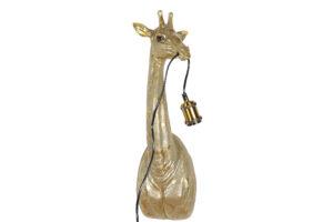 Wandlamp Giraf Goud Woonaccessoires countryfield