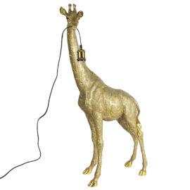 Tafellamp Giraf Goud Woonaccessoires countryfield