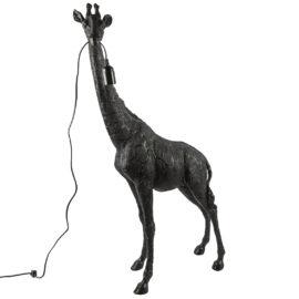 Tafellamp Giraf Zwart Woonaccessoires countryfield