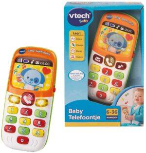 Vtech Baby Telefoontje Vtech