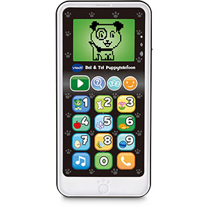 Bel & Tel Puppy Telefoon Vtech